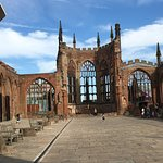 Coventry Cathedral Foto
