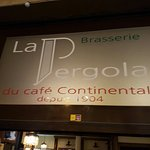 La Pergola Restaurante en Carcassone