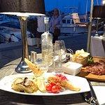 Un diner, juillet 2016