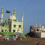 mosque at kovalam