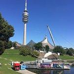 Olympiaturm Foto