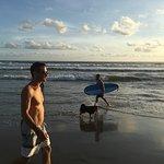 Photo de Berawa Beach