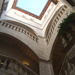 Soffitto della Corte interna