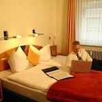 Photo de City Hotel Freiburg