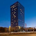 Апарт-отель Marriott Executive Apartments Atyrau