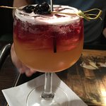 Redhead Whiskey Sour