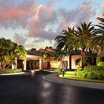 西棕櫚海灘萬怡飯店