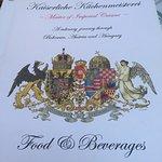 Kaiserliche Küchenmeisterei Foto