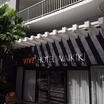 Vive Hotel Waikiki Foto