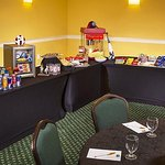 Themed Meeting Catering