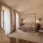 bedroom Villa Oliveta