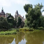 Photo of Vajdahunyad Castle (Vajdahunyadvar)