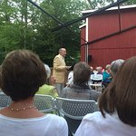 Pre-concert Lecture on the Barn Deck at Jacob's Pillow