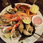 L'assiette de fruits de mer qui coûte 26 euros