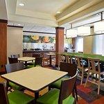 Fairfield Inn & Suites Detroit Metro Airport Romulus Foto
