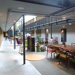 Very open public spaces