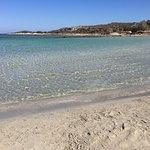 Meravigliosa spiaggia di Elafonissi....colori da sogno 💙