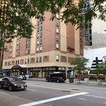 Hampton Inn Cleveland Downtown Foto