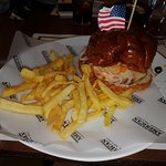 The American Steakhouse Bar & Grill Foto