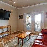 Living Room Condo 205