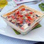 Cannelloni aux épinards, ricotta et pignons