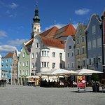 Oberer Stadtplatz, Silberzeile
