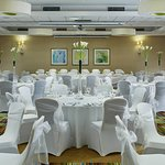 John Logie Baird Suite – Wedding