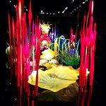 Chihuly Garden and Glass Foto