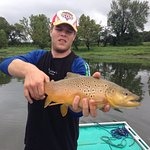 Cotter Trout Dock Guided Trout Fishing Tours Foto