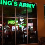 Wins army, excelente ubicación