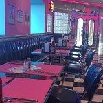 Restaurant style Americain 🍔😍