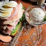 Huge Turnpike Sandwich