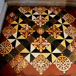 Christchurch Cathedral - Floor in the church