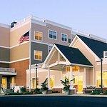 紐波特米德爾敦萬豪公寓飯店