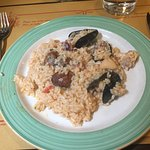 Photo de Osteria dei Centopoveri Restaurant and Pizzeria