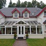 Glen Albyn Lodge Invergarry Bed and Breakfast Foto
