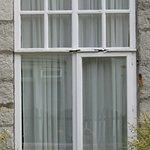1 of 2 rotten window frames