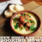 ★ New menu from The Southern Oven ★