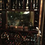 Ask to check out the wine cellar.