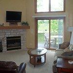 townhome livingroom