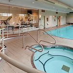 Pool/Hot Tub/Sauna/Fitness Room