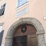 Mozart Wohnhaus Foto