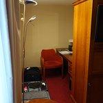 Little niche with desk