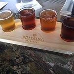 Our tasting of beer