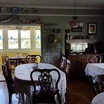 Breakfast Dining Room at Main House