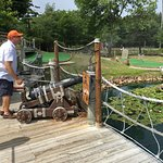 Foto de Pirate's Cove Miniature Golf