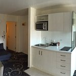 Grand Mercure Wellington Central City Apartments Foto