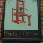Photo of The Printing Office of Edes & Gill
