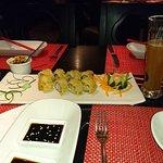 Entrada sushi