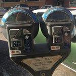 NE parking meter